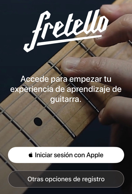 Fretello Sign In With Apple