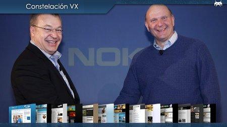 Nokia elige Windows Phone 7, emularemos Android en otros sistemas y a vueltas con los coches más contaminantes. Constelación VX (XL)