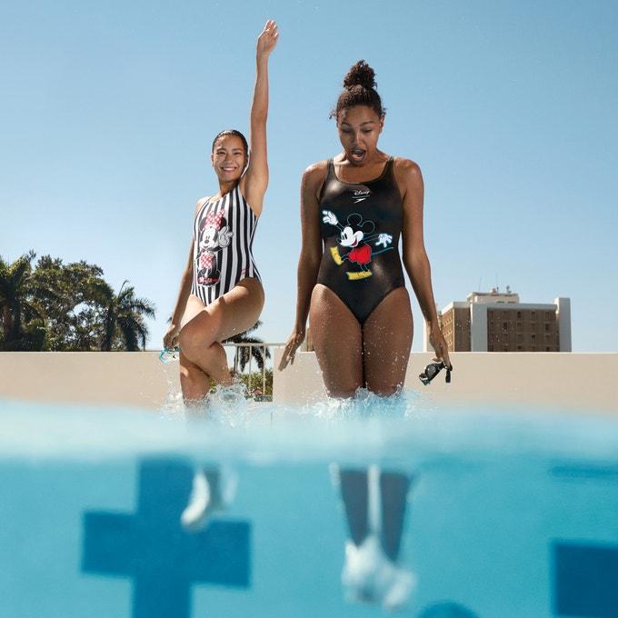 Bañador de piscina Mickey