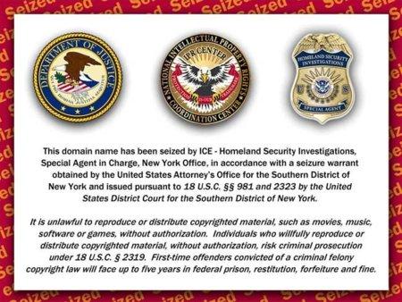 Cómo el Departamento de Seguridad Nacional de EEUU se ha apropiado del dominio 'rojadirecta.org'