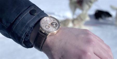 Huawei Watch, otra apuesta con diseño clásico y Android Wear