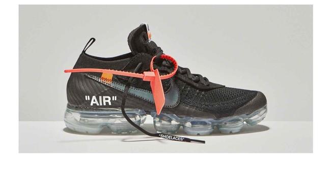 Nike y Virgil Abloh colaboran en la (muy exclusiva zapatilla) Air VaporMax Flyknit