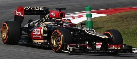 Kimi Raikkonen demuestra que lo de Australia no fue flor de un día