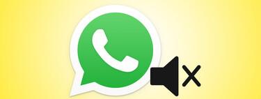 Cómo silenciar un vídeo antes de enviarlo en WhatsApp