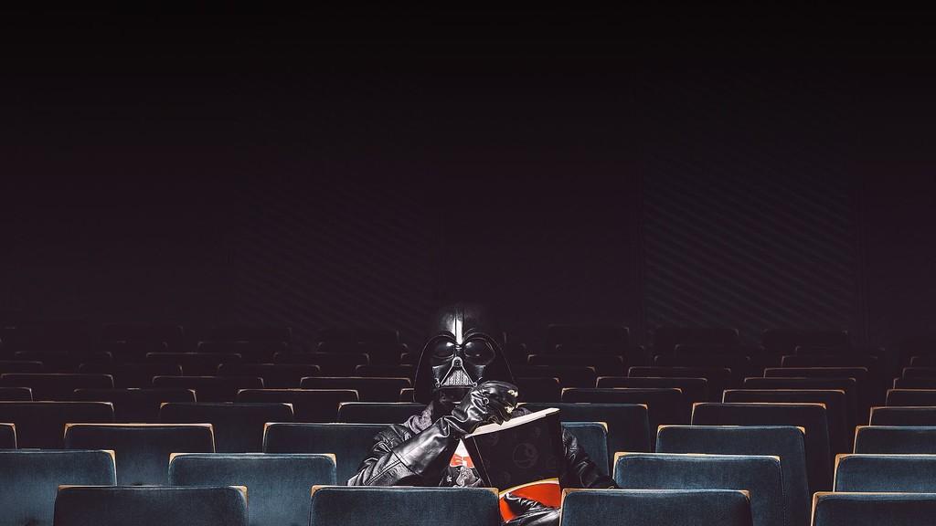 Daily Life Of Darth Vader 21