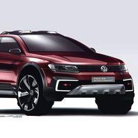 El Volkswagen Tharu podría ser un nuevo SUV de Wolfsburg exclusivo para Latinoamérica
