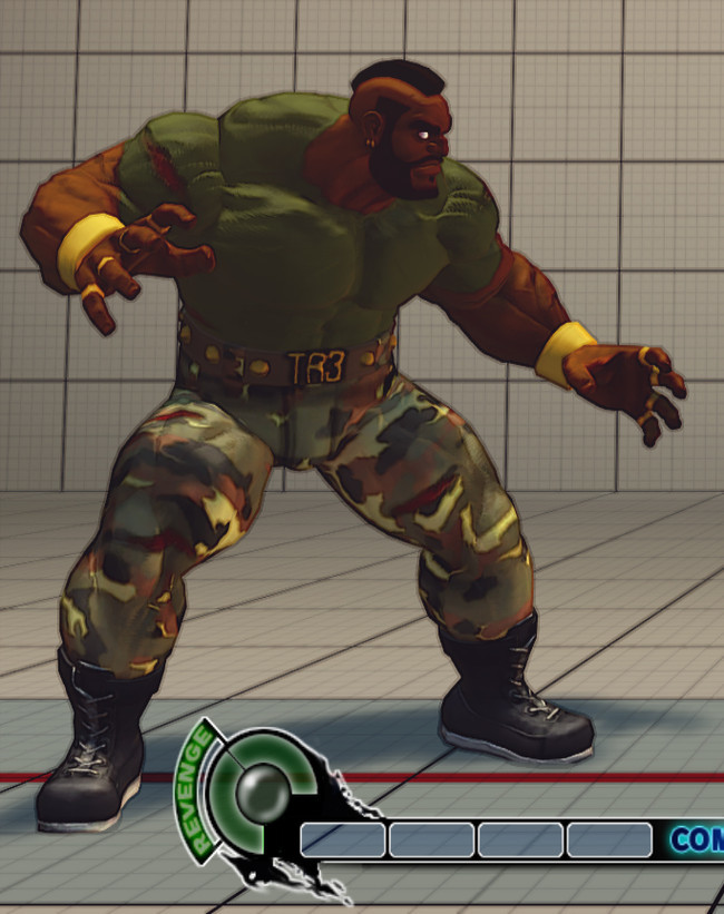 Foto de 'Street Fighter IV' mods de personajes (22/23)