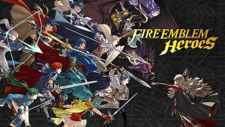 Fire Emblem Heroes presenta un nuevo trailer con sus diferentes personajes