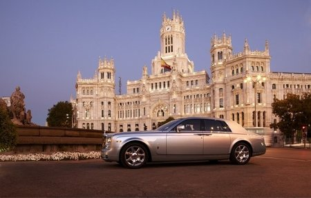 Rolls-Royce 102EX Phantom Experimental Electric, el lujo eléctrico completa una vuelta al mundo