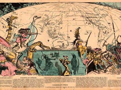 Julio Verne en Madrid: cuando el viaje era toda una aventura