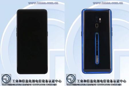 El OPPO Reno2 5G se filtra al completo desde la TENAA luciendo cámara cuádruple y el Snapdragon 855+