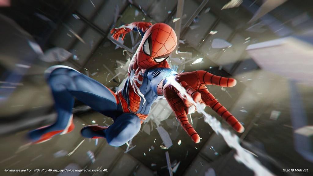 Marvel's Spider-Man se convierte en el juego exclusivo que más rápido se ha vendido de la historia de PlayStation
