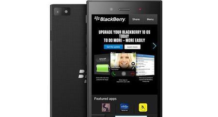 Rumor: Estas podrían ser las especificaciones del BlackBerry Z3