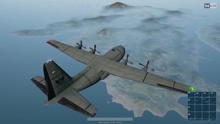 Pubg Avión