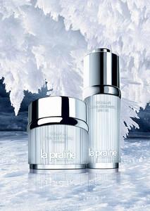 """La nueva línea """"Swiss Ice Crystal"""" de La Prairie, para combatir el estrés y las agresiones medioambientales"""