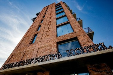 El corazón de Brooklyn tiene una nueva construcción en altura y se llama  Hotel Williamsburg