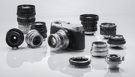Fujifilm X E3 Objetivos