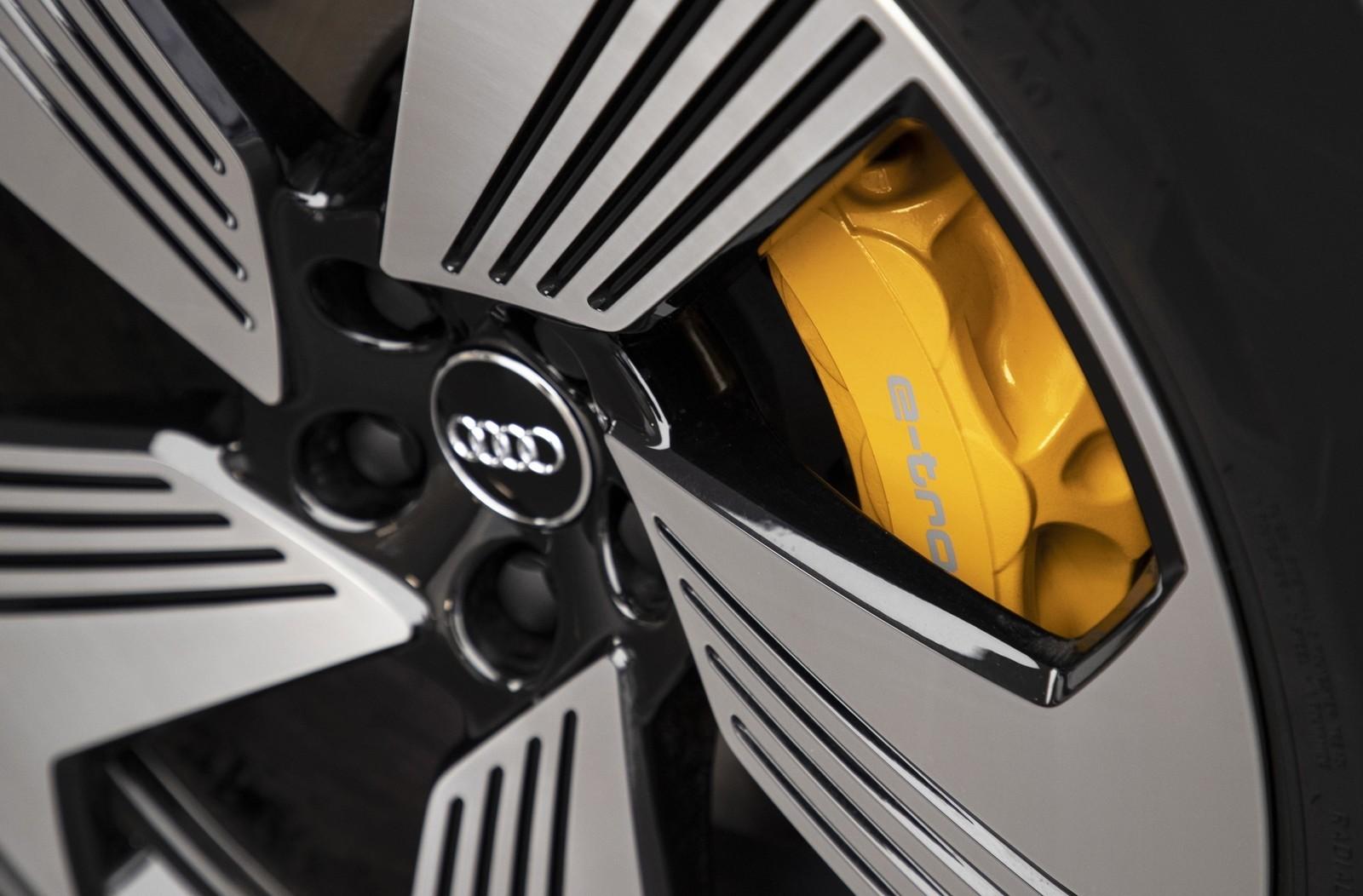 Foto de Audi e-tron (94/111)