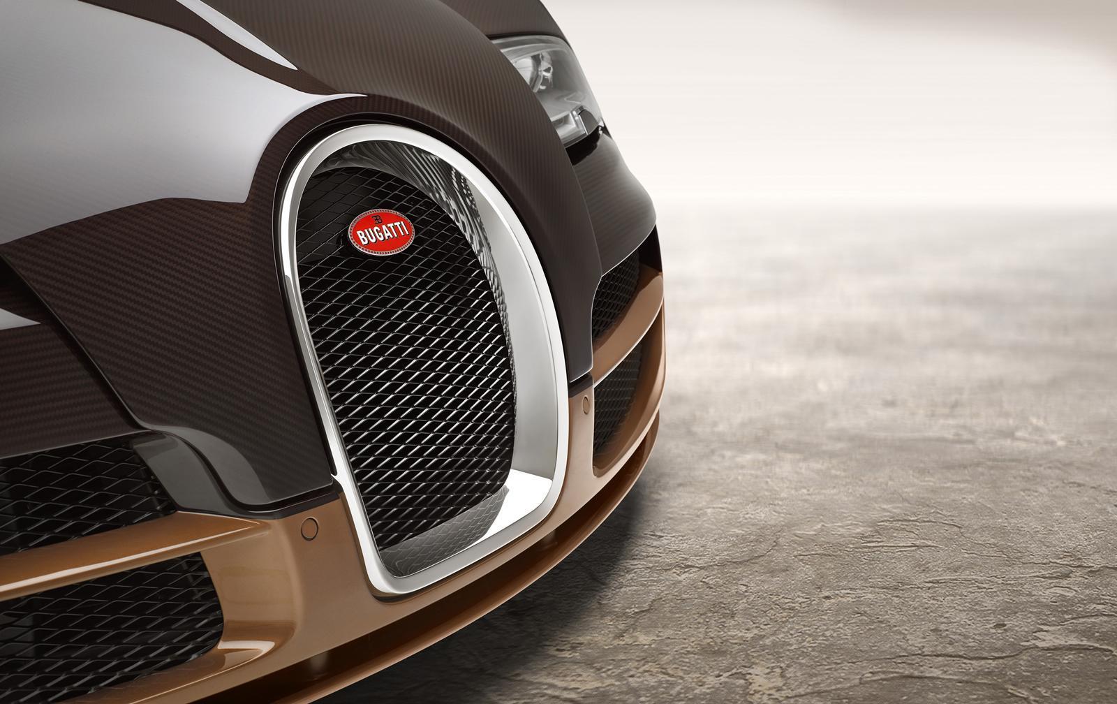 """Bugatti Veyron """"Rembrandt Bugatti"""" Legend Edition"""