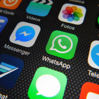 Las esperadas videollamadas llegarían a WhatsApp, pero hasta 2017