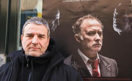 """""""La película es un objeto artístico, no una herramienta para la militancia"""". Alberto San Juan, codirector de 'El rey'"""