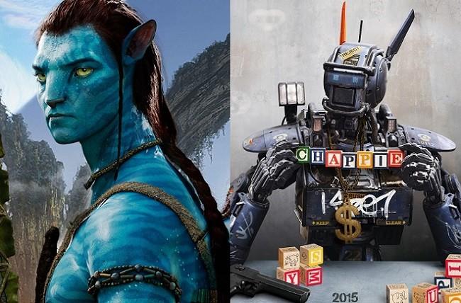 Avatar y Chappie