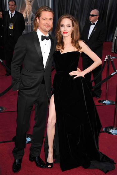 Los Oscar 2012: Entre parejitas anda el juego