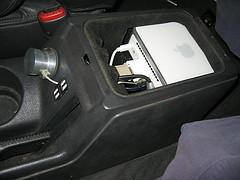 Mac Mini en Jeep