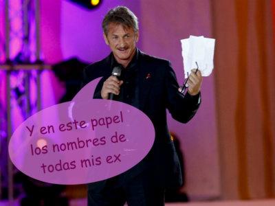 Sean Penn olvida a Charlize y ronea con Minka Kelly