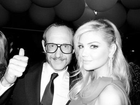 Kate Upton por Terry Richardson