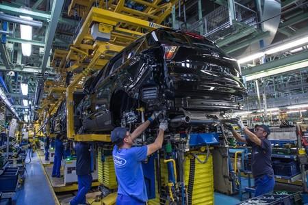 Ford Produccion