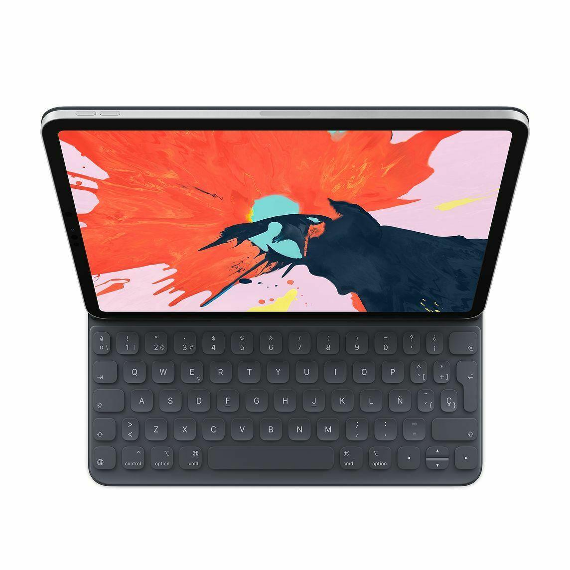 Apple Smart Keyboard Folio para iPad Pro 11'' ESPAÑOL (MU8G2Y/A Model A2038)