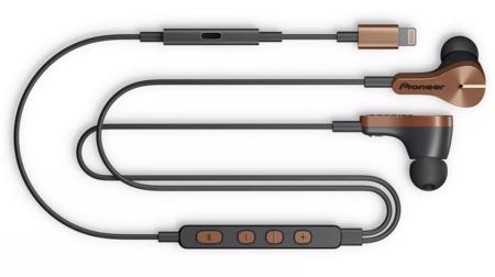 Si quieres escuchar música al tiempo que cargas tu iPhone 7, mira los auriculares Rayz de Pioneer