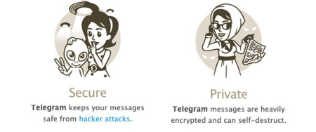 Telegram Seguridad