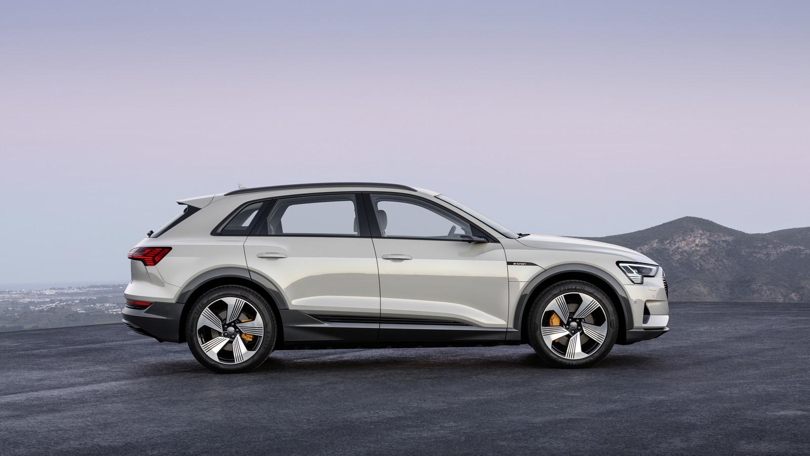 Foto de Audi e-tron (26/37)