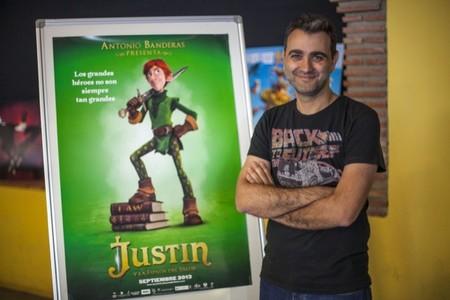 """Manuel Sicilia de KANDOR Graphics: """"Esperamos que Justin y la Espada del Valor contribuya al crecimiento de la animación española"""""""