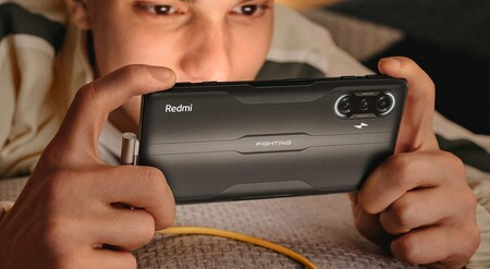 Redmi Gamer K40