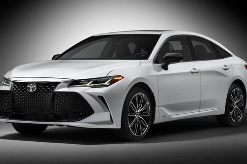 El Toyota Avalon 2019 ahora es, con más razón, un hermano mayor ejemplar del Camry