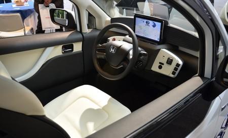 Honda Micro Commuter Prototype Ev 2
