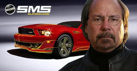 2010 Signature Series SMS 460 Mustang, basado en la nueva generación