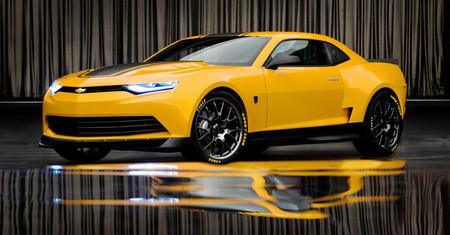 Bumblebee Camaro Concept, el Camaro que debe existir