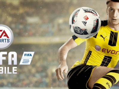 La pasión del fútbol llega a tu teléfono con FIFA Mobile