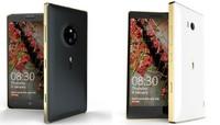 Microsoft lanza ediciones en color dorado de los Lumia 830 y 930