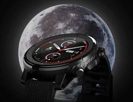 El smartwatch deportivo Amazfit Stratos 3 con 19 modos de entrenamiento está más barato que nunca en Amazon: 156,90 euros