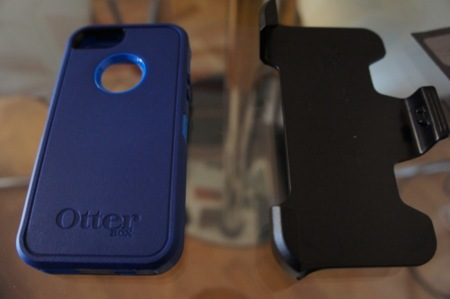La funda Defender y el Holster