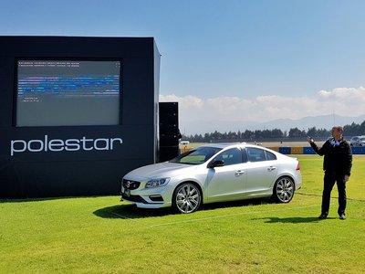 Volvo S60 Polestar, la interpretación sueca para retar de frente al BMW M3 ha llegado a México