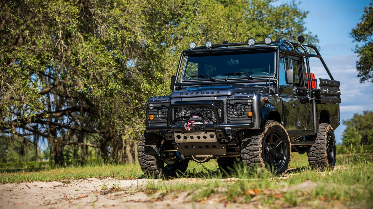Foto de Project Viper Land Rover Defender (6/47)