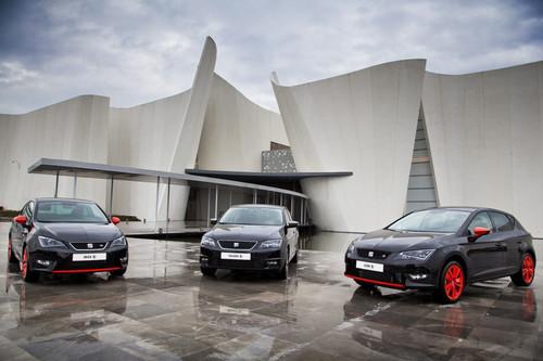 SEAT celebra a lo grande sus 15 años y presenta tres autos edición limitada para México