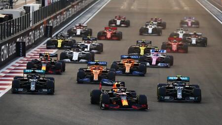 Verstappen Abu Dabi F1 2020