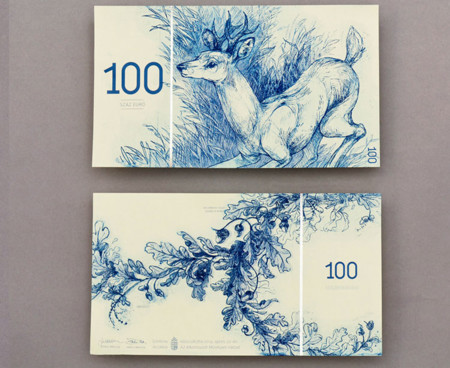 Billete de 100 euros